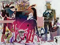 Fredi-Gertsch-Tiere-Menschen-Moderne-Pop-Art