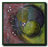 Friedrich-UNGER-Diverse-Weltraum-Dekoratives-Moderne-Moderne