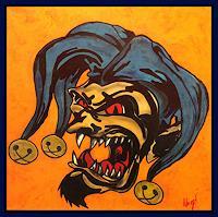 F. UNGER, Bad Clown