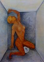 Nemesis-Akt-Erotik-Akt-Frau-Abstraktes-Moderne-Avantgarde