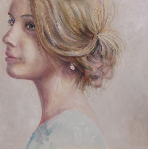 Vera Käufeler, Julie - la belle, Menschen: Frau, Menschen: Porträt, Expressionismus