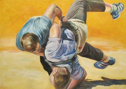 Vera Käufeler, Schwingen - die Entscheidung suchen, Sport, Bewegung