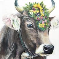 Vera-Kaeufeler-Natur-Tiere-Land-Moderne-Fotorealismus