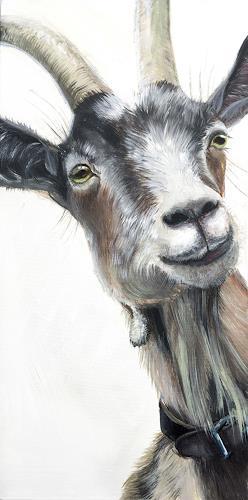 Vera Käufeler, Stracciatella, Natur, Tiere: Land, Fotorealismus