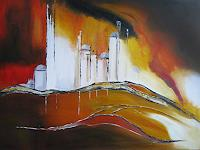 Michael-Doerr-Abstraktes-Fantasie-Moderne-Abstrakte-Kunst