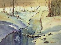 Michael-Doerr-Landschaft-Winter-Natur-Diverse-Moderne-Naturalismus