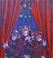 TTobe-Humor-Diverse-Zirkus-Gegenwartskunst-Gegenwartskunst