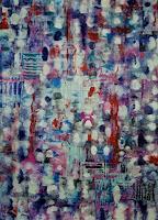 Inese-Dzervinika-Abstraktes-Moderne-Abstrakte-Kunst-Colour-Field-Painting