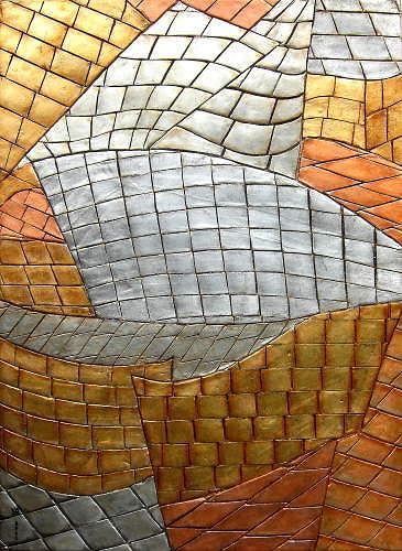 Heike Bender, Lisboa, Abstraktes, Dekoratives, Gegenwartskunst, Expressionismus