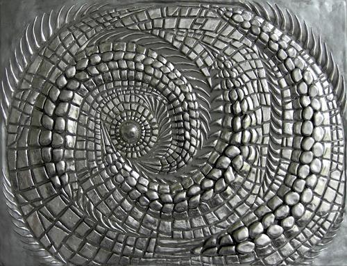 Heike Bender, Nest, Abstraktes, Natur: Diverse, Gegenwartskunst, Expressionismus