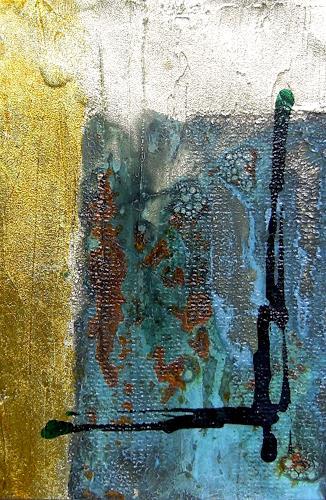 Heike Bender, O.T. 7, Abstraktes, Dekoratives, Moderne