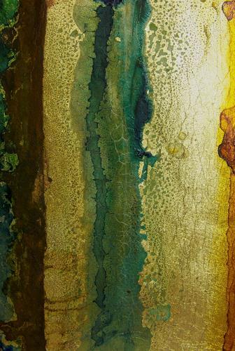 Heike Bender, O.T. 28, Abstraktes, Dekoratives, Moderne