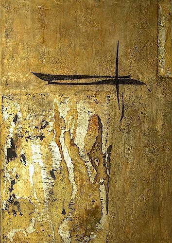 Heike Bender, Ohne Titel 102, Fantasie, Fantasie, Moderne, Expressionismus