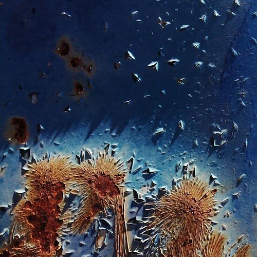 Beate Kratt, abstract  4, Abstraktes, Diverses, Gegenwartskunst