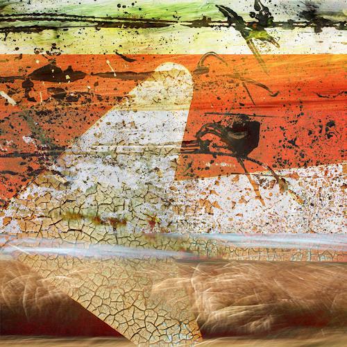 Beate Kratt, This way, Abstraktes, Bewegung, Gegenwartskunst, Abstrakter Expressionismus