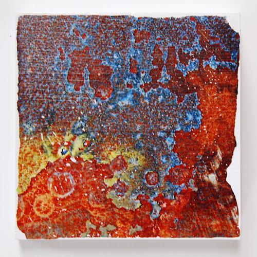 Beate Kratt, FRAGMENTS, Abstraktes, Diverse Landschaften, Gegenwartskunst, Expressionismus