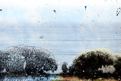 Beate Kratt, FRAGIL, Diverse Landschaften, Diverse Gefühle, Gegenwartskunst, Expressionismus