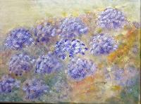 Karin-Voelkl-Pflanzen-Blumen-Moderne-expressiver-Realismus