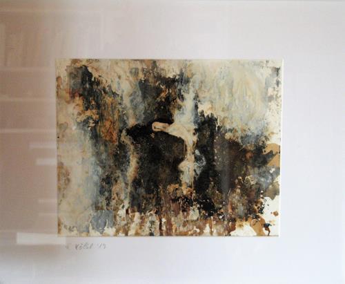 Karin Völkl, o. Titel, Dekoratives, Informel