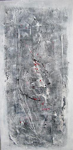 Karin Völkl, o. T., Abstraktes, Informel