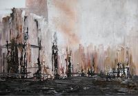 Karin-Voelkl-Arbeitswelt-Moderne-Abstrakte-Kunst-Informel