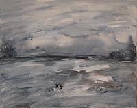 Karin-Voelkl-Landschaft-See-Meer-Moderne-Abstrakte-Kunst