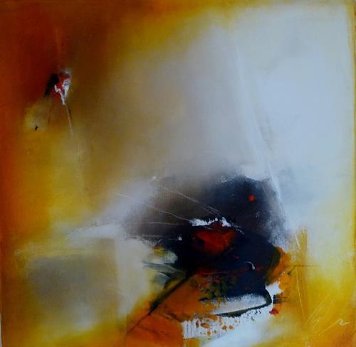 maria kammerer, Sonnenschein 3, Abstraktes, Moderne, Expressionismus
