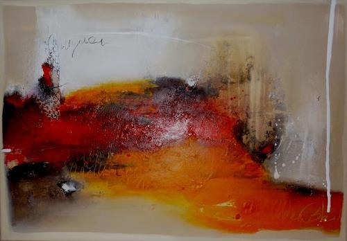 maria kammerer, ein neuer Tag!, Abstraktes, Moderne