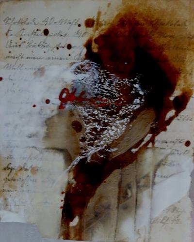 maria kammerer, Menü des Tages 7, Abstraktes, Abstrakte Kunst, Abstrakter Expressionismus