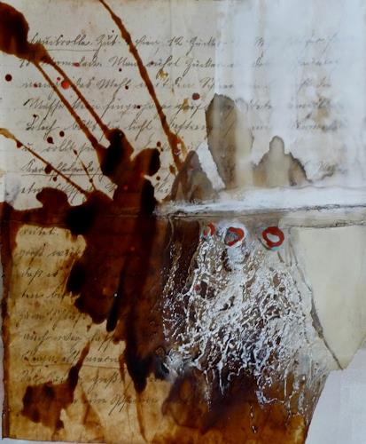 maria kammerer, Menü des Tages 8, Abstraktes, Abstrakte Kunst