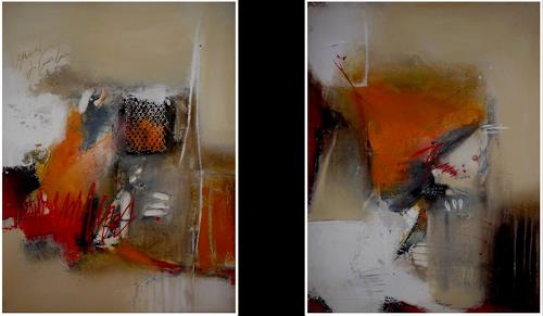 maria kammerer, die Gründung, Abstraktes, Abstrakte Kunst