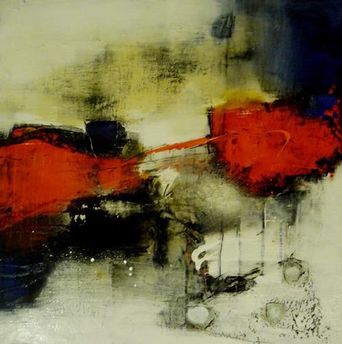 maria kammerer, Wenn Dir jemand Steine in den Weg legt, lache Ihn an und lege sie nicht zurück, Abstraktes, Abstrakte Kunst, Expressionismus