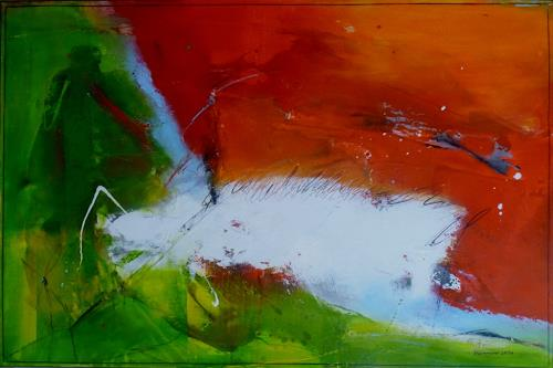 maria kammerer, Lebe Deinen Traum!, Abstraktes, Abstrakte Kunst