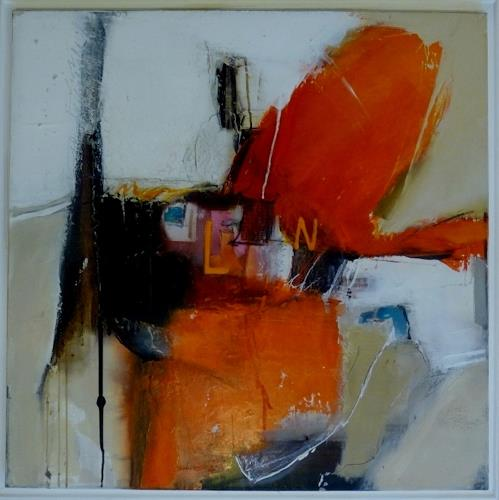 maria kammerer, Leben!, Abstraktes, Abstrakte Kunst, Expressionismus