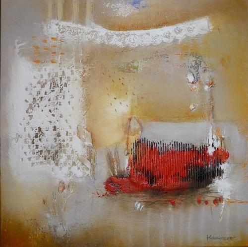 maria kammerer, Erinnerungen 2, Abstraktes, Abstrakte Kunst