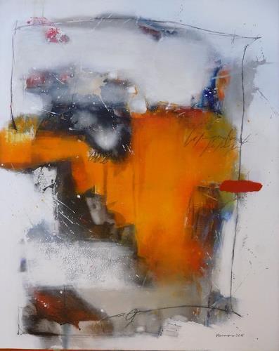 maria kammerer, Gegenwart!, Abstraktes, Abstrakte Kunst
