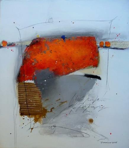 maria kammerer, Fröhlich, heiterer Sommernachtstraum 2!, Abstraktes, Abstrakte Kunst, Expressionismus