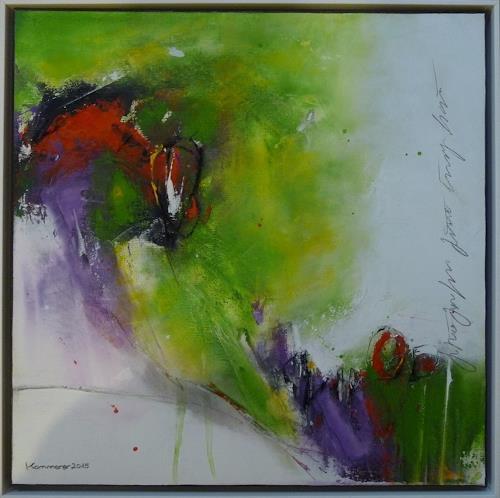 maria kammerer, Friede!, Gefühle, Abstrakte Kunst, Expressionismus