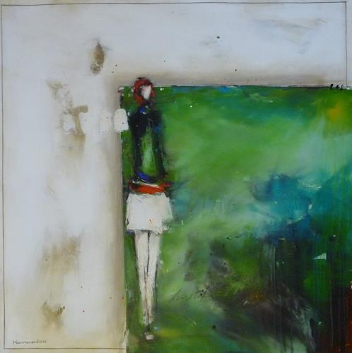 maria kammerer, Auszeit!, Abstraktes, Abstrakte Kunst, Expressionismus