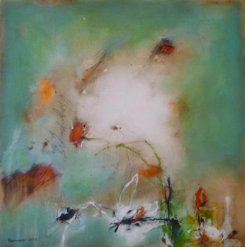 maria kammerer, Verträumt!, Romantik, Abstrakte Kunst, Expressionismus
