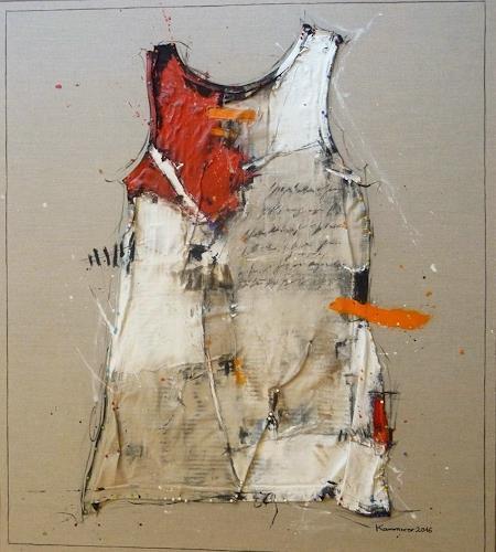 maria kammerer, Das Lebenskleid!, Abstraktes, Abstrakte Kunst, Abstrakter Expressionismus