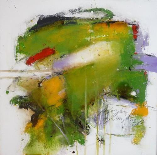 maria kammerer, Herbst, Landschaft, Abstrakte Kunst