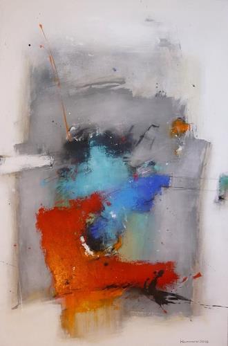 maria kammerer, Glaube an das Glück!, Abstraktes, Abstrakte Kunst