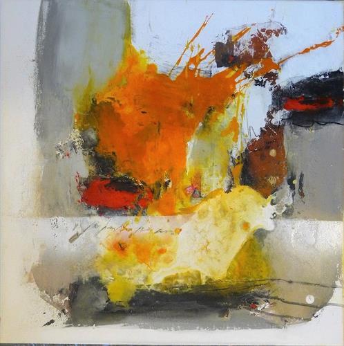 maria kammerer, Sonne über mir!, Abstraktes, Abstrakte Kunst