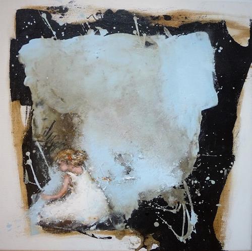 maria kammerer, Sorgenfrei4, Menschen: Kinder, Abstrakte Kunst, Expressionismus