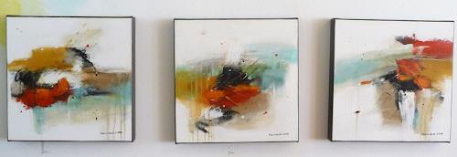 maria kammerer, O.T,, Abstraktes, Abstrakte Kunst