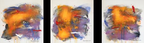 maria kammerer, Auf der Sonnenseite ...!, Abstraktes, Abstrakte Kunst