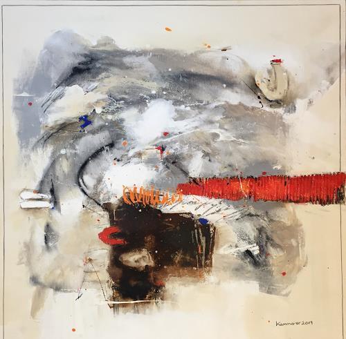 maria kammerer, Abenteuerland, Abstraktes, Abstrakte Kunst, Expressionismus