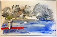 maria-kammerer-Menschen-Paare-Moderne-Abstrakte-Kunst-Action-Painting