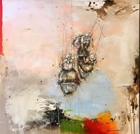 maria-kammerer-Menschen-Familie-Moderne-Abstrakte-Kunst